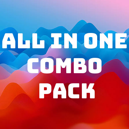 All in one Combo Pack – Unlimited License