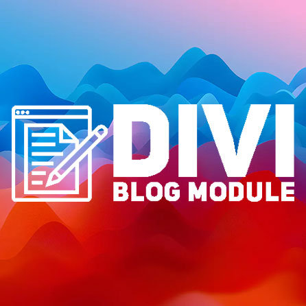 Divi Blog Module $25.00 – $39.00
